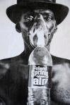 bottled air