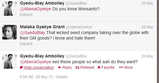 Does Ghana Have Anything to Fear From Monsanto? | Mind of Malaka