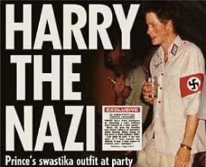 It's not a party without drunk Hitler!