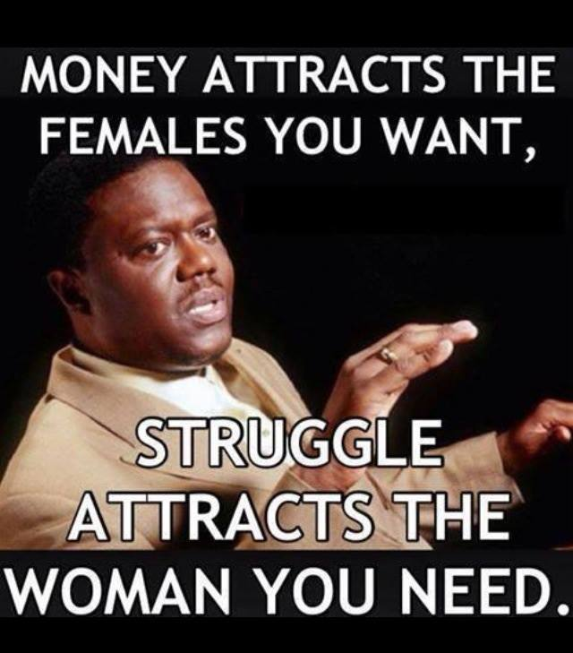 Of Men, Women, Wants and Money - Mind of Malaka
