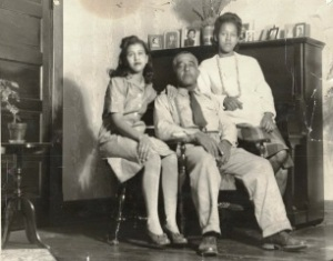 Black families exhibit many shades of color
