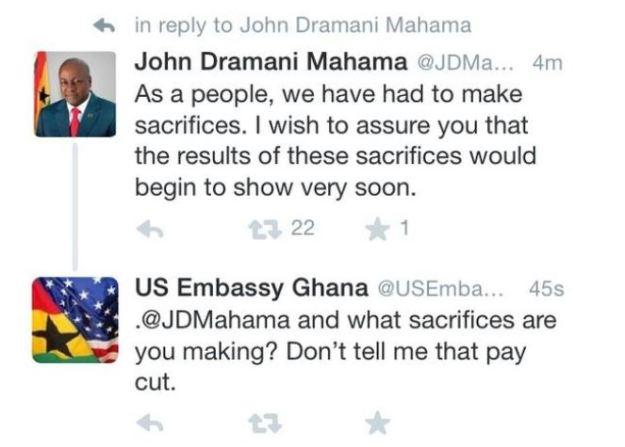USEmbassy tweet