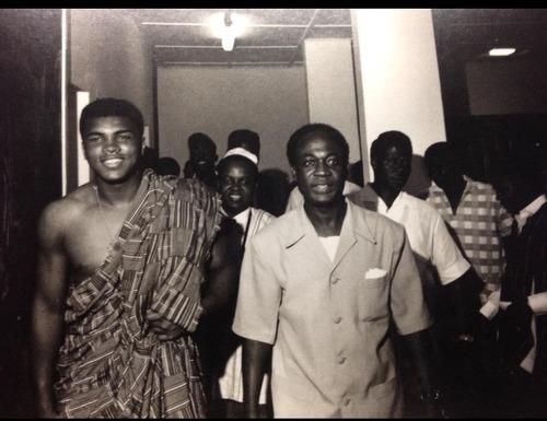 Ali and Nkrumah