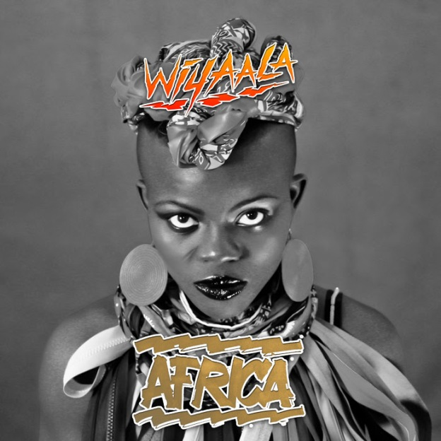 Wiyaala press