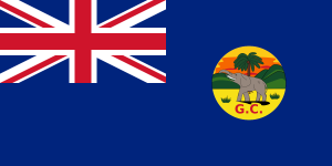 Flag of Gold Coast
