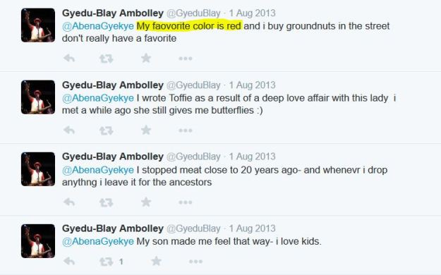 Ambolley answers