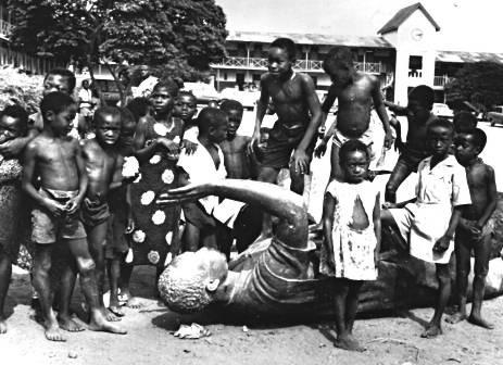 nkrumah overthrow