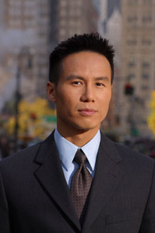 B.D. Wong plays special Agent George Huang on SVU Source: ©2002 Universal Network Television, LLC. All rights reserved.