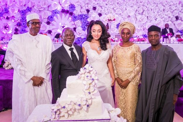 oshiomhole-wedding