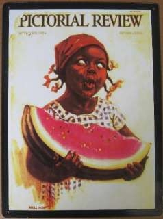 107725159_girl-eating-watermelon-black-americana-retro-tin-sign